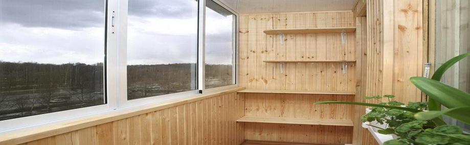 Отделка балконов и лоджий евровагонкой обшивка лоджий в ново.